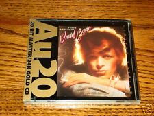 DAVID BOWIE RARE Young Americans Gold CD AU20 Sealed