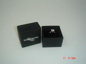 Damenring von Diamonfire,925erSilber, weißer Zirkonia,TOP!!!