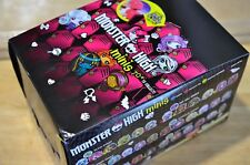 Monster High Minis Full Case Lot of 20 Factory Sealed series 1 NIP wave 3