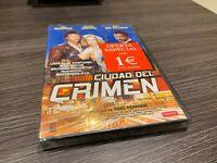 Ville Du Crime DVD Tom Berenger Melanie Griffith Billy Dee Scellé Neuf
