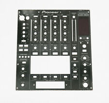 Pioneer Faceplate Sparepart Ersatzteil Main Front DNB1144 DJ Mixer DJM 800