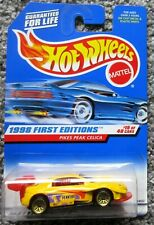 NOC VTG HOT WHEELS 1998 #652 TOYOTA CELICA PIKE FIRST EDITION MESH RIMS MALAYSIA