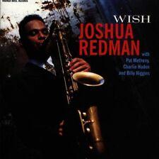 Joshua Redman - Wish [New CD]