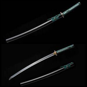 Japanese Samurai Katana Sword 1060 Carbon steel Blade Battle Ready  Handmade