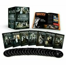 Universal Classic Monsters: Complete 30-Film Collection (DVD, 2014, 21-Disc Set)