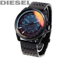 DIESEL MEN'S LASER BLUE CHRONOGRAPH OVERFLOW WATCH DZ1720
