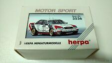 """Herpa 1:87 3536  Audi V8 Evolution """"SMS """" H.-J. Stuck #23110#"""