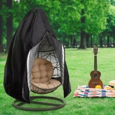 Hanging Swing Egg Chair Cover Waterproof Outdoor Garden Furniture Protector Hot