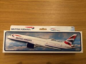 GENUINE Collectable Model Planes SM787-64HB British Airways Boeing 787-8 1:200