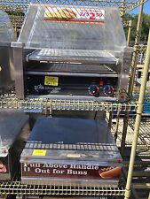 """Star Grill-Max 30 Class 24"""" Hot Dog Roller Grill Package Deal"""
