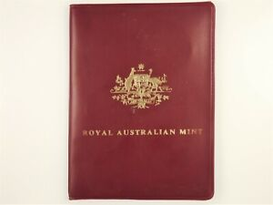 1973 Royal Australian Mint Uncirculated Coin Set