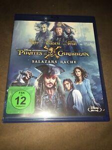 Pirates of the Caribbean - Salazars Rache - Blu Ray