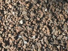 25 kg roter Lava Mulch 1-5 mm Lavasteine Rindenmulch Lavagranulat Lavamulch