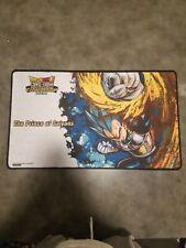 Dragon Ball Super Card Game National Championship 2018 Vegeta Playmat Stitched