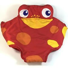 Fisher Price Rainforest Jumperoo Red Frog Seat Cover Replacement Part