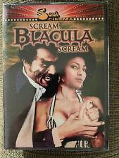Scream, Blacula, Scream (DVD, Soul Cinema) - Pam Grier! - New and Sealed!