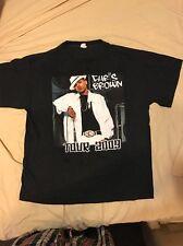 Chris Brown 2009 Tour Concert Tshirt Large Black