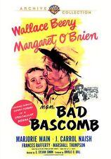 BAD BASCOMB (Margaret O'Brien, Wallace Beery) -  Region Free DVD - Sealed