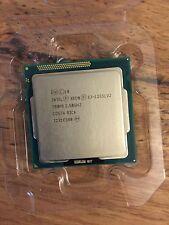 Intel Xeon e3 1265L v2 LGA1155 for HP Microserver Gen8 CPU 22nm 2.5GHz45W As New