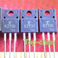 10 x 2SK2700 K2700 N CHANNEL MOS TO-220F new