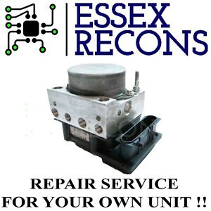 Vauxhall Corsa D Bosch ABS Pump. FE, FB, AQ, 0265232639 13337843 *REPAIR SERVICE