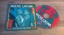 CD va noche LATINA: les Tops de la fiesta (2) canzone MCD Polygram CB