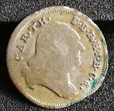 Bayern 3 Kreuzer Stück 1797 Karl Theodor Land Münz alte antike Silber Münze