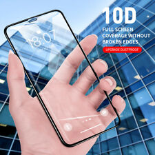 100% Genuine 10D tempered glass screen protector for Apple iPhone XR -Clear LN