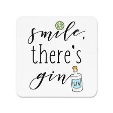 Smile Es gibt Gin Kühlschrankmagnet - Gin und Tonic Cocktail lustig