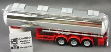 HERPA 1:87 Chemiechromtankauflieger Feldbinder, 32m³ 3-achs #076456-002 NEU/OVP
