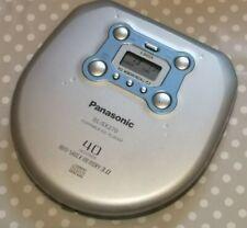 VINTAGE Panasonic SL-SX270 PERSONAL PORTABLE CD PLAYER DISCMAN / WALKMAN