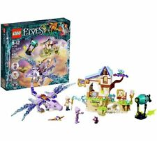 LEGO Elves Aira Song Of The Wind Dragon Function And Spinning Propeller 41193_UK
