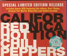 Red Hot Chili Peppers - Californication **Rare Singapore CD/VCD Fatbox Case**