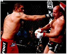 ANTONIO SILVA Signed Autographed UFC MMA 8X10 PIC. J