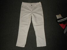 George Stonewashed Mid Rise Capri, Cropped Jeans for Women