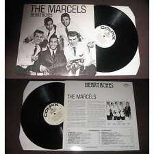 THE MARCELS - Heartaches LP Blues Rock Doo Wop Colpix NM