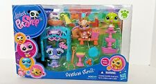 Littlest Pet Shop Sunshine Stroll 1927 Squirrel 1928 Schnauzer 1929 Humming Bird