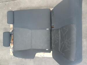 TOYOTA COROLLA 2ND SEAT (REAR SEAT) RH REAR, HATCH, ZRE152R, 03/07-09/12