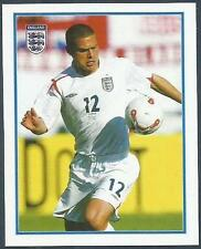 MERLIN-ENGLAND 2006 WORLD CUP- #082-ENGLAND & CHARLTON-LUKE YOUNG-ON THE BALL