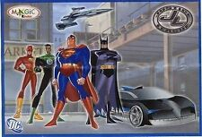 Figures - Justice League of Your Choice (2S-231 - 2S-236) Kinder Italy 2006/2007