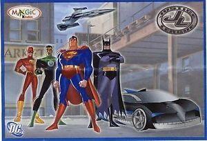 Caractères Justice League À à Choisir (2S-231 - 2S-236) Kinder Italie 2006/2007
