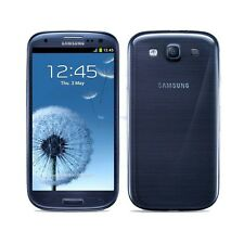 New Samsung Galaxy S3 SGH-I747 AT&T Unlocked GSM 4G 16GB Android Phone Blue
