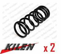 2 x KILEN FRONT AXLE COIL SPRING PAIR SET SPRINGS GENUINE OE QUALITY - 11502