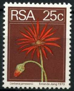 South Africa 1974-76 SG#360, 25c Daisy Flower Definitive MNH #E9071