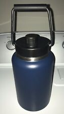Rtic Half Gallon Jug Navy 1/2 Gallon Stainless Steel Double Wall Insulated New