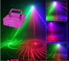 DMX 512 Red Green Blue Beam Laser light Indoor Christmas party stage Light show