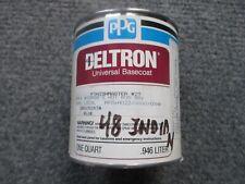 PPG Deltron DBU Blue Universal Basecoat DBU15243 Partial Quart