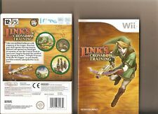 ZELDA LINKS CROSSBOW TRAINING NINTENDO WII SHOOTING