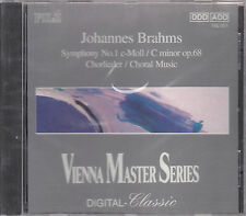Brahms - Symphony No. 1 and Choral Music