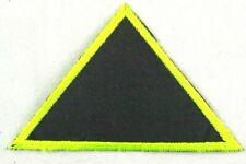 Rerflektierende Applikation zum Aufbügeln Bügelbild 3-010 Dreieck